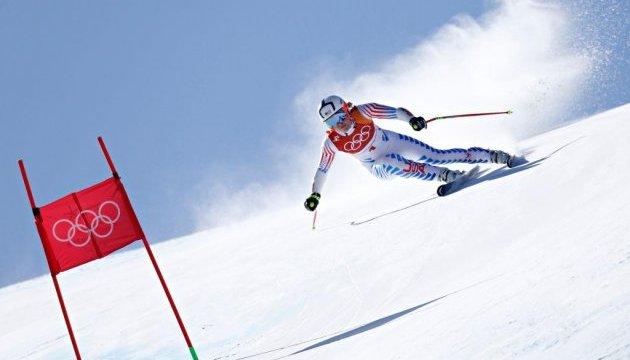 Австрийский горнолыжник Хиршер завоевал