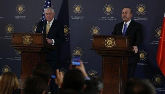 Турция предлагает США разместить в Сирии общий контингент