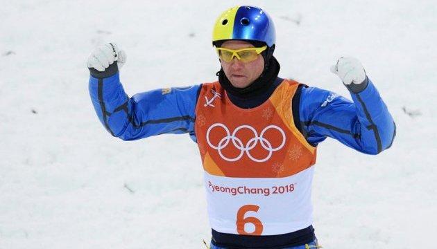 Украинец Абраменко вышел в финал соревнований фристайлистов