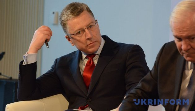 Volker sees elections in Russia as a turning point for talks on Ukraine
