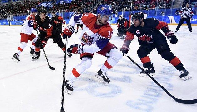 Поразки Канади та США на хокейному турнірі