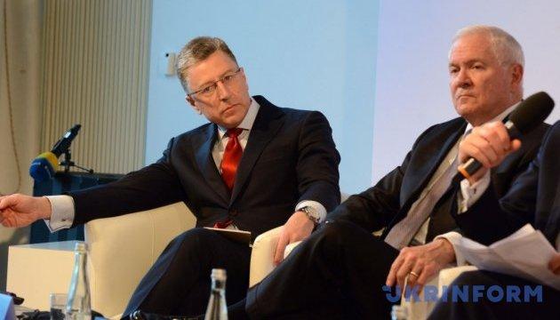 Kurt Volker : Le problème ne vient pas de Minsk, mais de sa mise en application