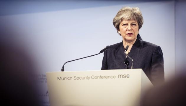 Мэй о соглашении с Брюсселем: Ни один не получит всего, что хочет