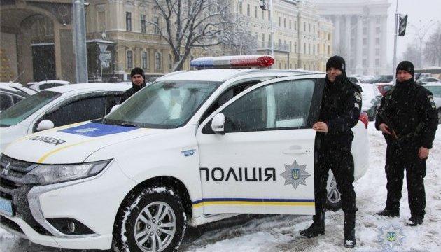 В Киеве на годовщину Майдана будут дежурить три тысячи полицейских