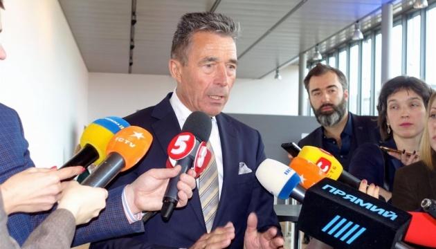 EU, NATO should provide Ukraine with defensive weapons – Rasmussen