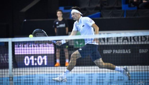 Теніс: Стаховський спробує взяти у Бахінгера реванш за поразку на Australian Open