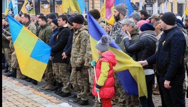 Retour sur un dimanche de manifestations en Ukraine