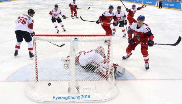 Чехия и Швеция победили в своих группах на хоккейном турнире