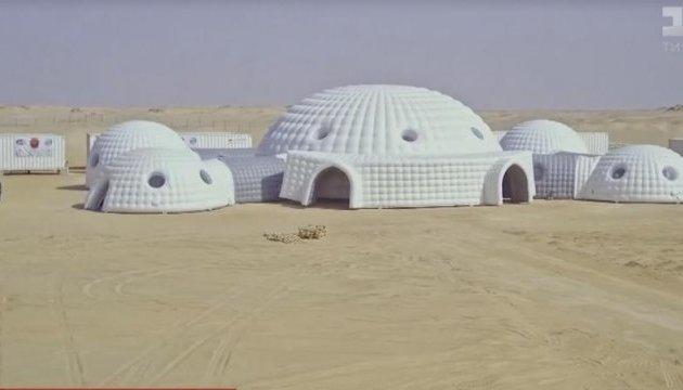В пустыне Омана создали марсианские условия