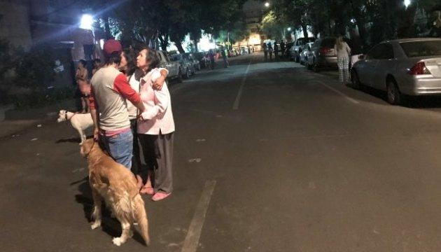 У Мексиці стався новий землетрус