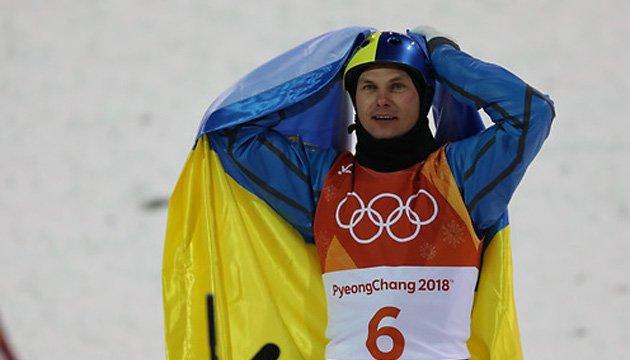 Siegerehrung: Ski-Freestyler Abramenko erhielt Goldmedaille