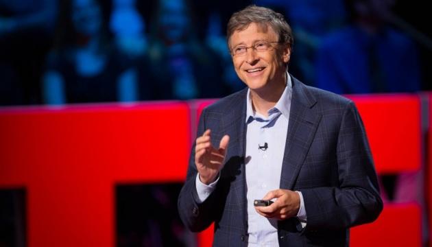 Гейтс закликав вирішити 10 світових проблем