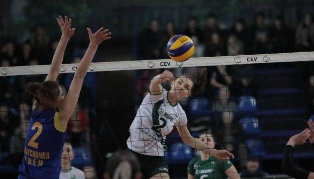 Волейбол: «Химик» и «Кажаны» - обладатели Кубка Украины