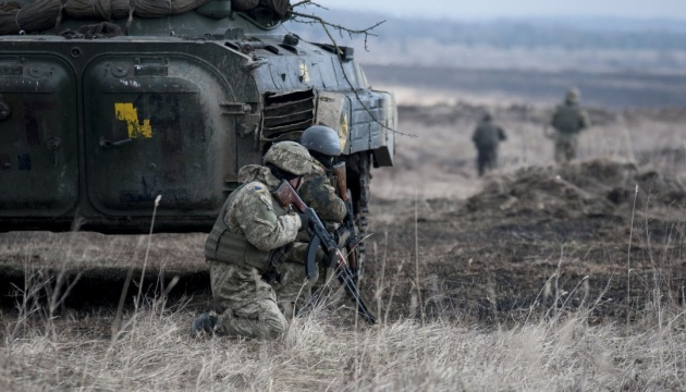 """Окупанти 16 разів порушили """"тишу"""", поранені двоє українських бійців"""
