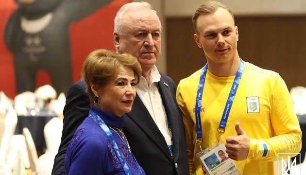 У Пхьончхані відбувся офіційний прийом олімпійської збірної України