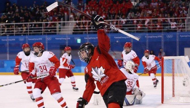 США і Канада розіграють «золото» на жіночому хокейному турнірі