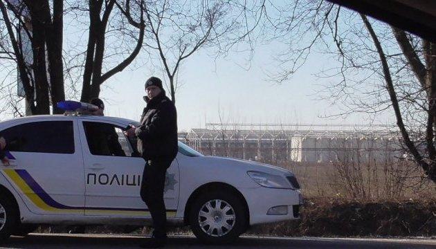 Центр Киева охраняют около тысячи полицейских и нацгвардейцев