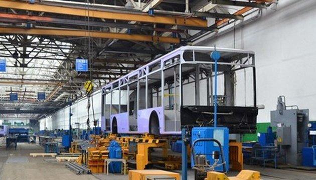 Китайцы хотят производить электробусы на Львовщине