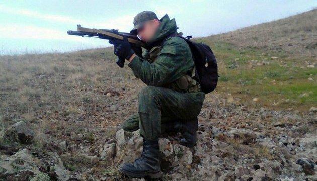 В Волновахе бывший оператор-наводчик террористов сдался правоохранителям