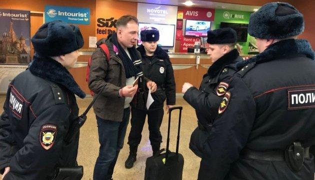 У Москві затримали директора антикорупційного фонду, заснованого Навальним
