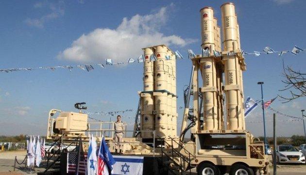 США и Израиль успешно испытали новую противоракетную систему