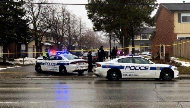 Стрельба в Канаде: четверо погибших