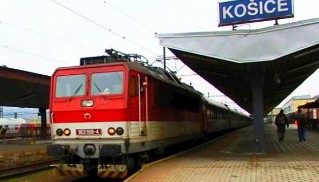 Ужгород та словацьке Кошице планують з'єднати поїздом