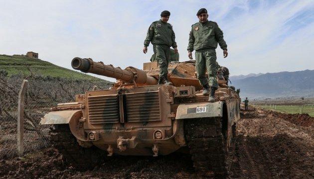 Турецькі військові ввійшли у сирійський Афрін - спостерігачі