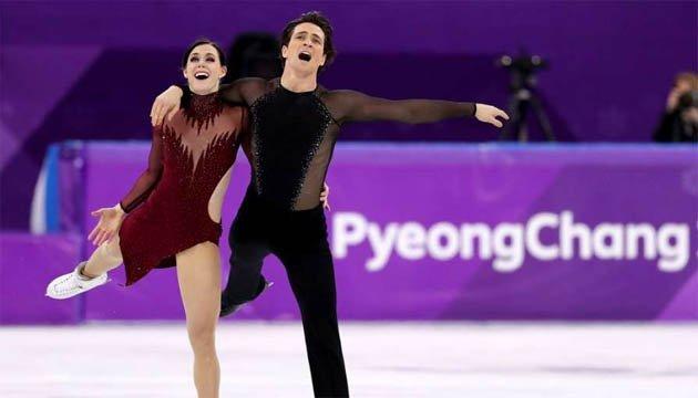 Канадці Вірту і Моїр стали найтитулованішими фігуристами в історії Олімпійських ігор