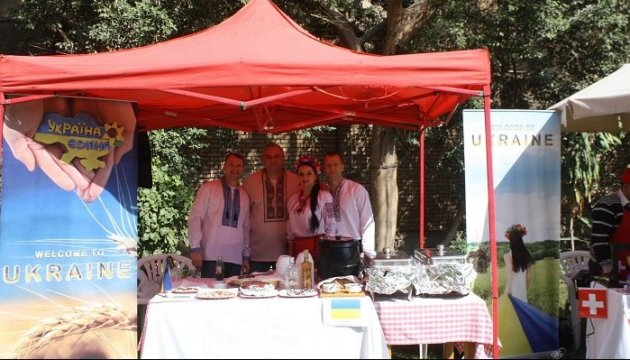 Ukrainian cuisine impresses guests at Europe Day in Cairo
