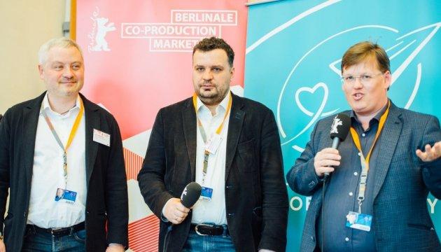 Фонд Игоря Янковского организовал бизнес-ланч на 68-ом Берлинском кинофестивале