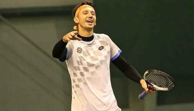 Теннис: Стаховский сыграет в основной сетке турнира в Марселе из-за отказа россиянина