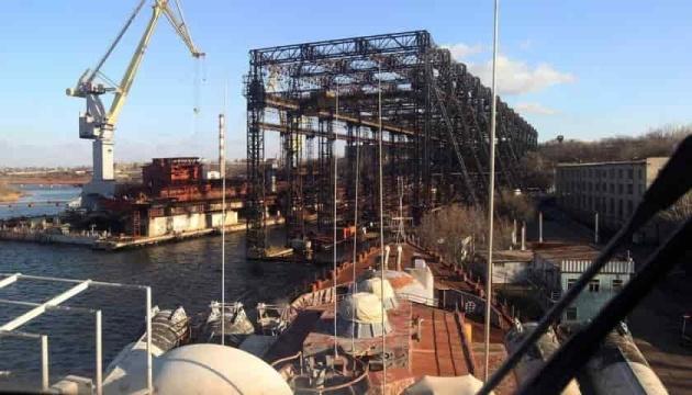 Николаевский «Океан» будет строить баржи для нидерландской компании