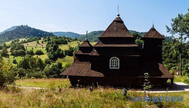 ТОП-10 дерев'яних церков Закарпаття. Найстаріша, найвища і автентична лемківська
