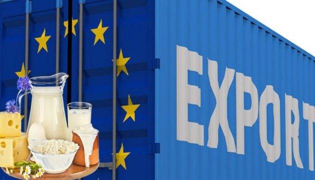 Український агроекспорт до ЄС б'є рекорди - Єврокомісія