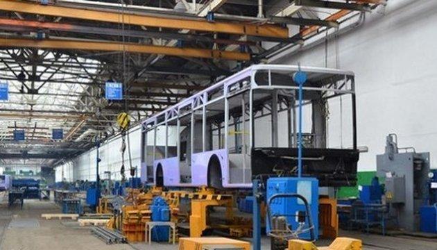 Una empresa china estudia la posibilidad de producir autobuses eléctricos en la región de Lviv