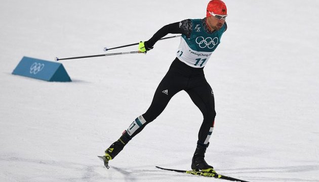 Немцы заняли весь пьедестал Игр в лыжном двоеборье