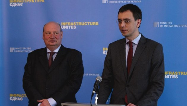 European Union expects that Ukraine approves transport strategy 2030 this week