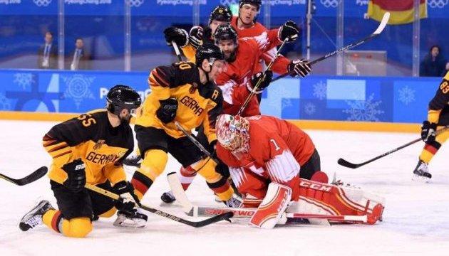 США, Норвегия, Финляндия и Германия вышли в четвертьфинал хоккейного турнира