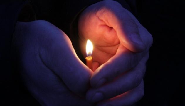 Завтра похоронят бойца, погибшего в плену оккупантов на Донбассе