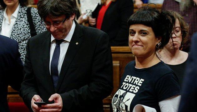 Соратница Пучдемона будет просить политического убежища в Швейцарии