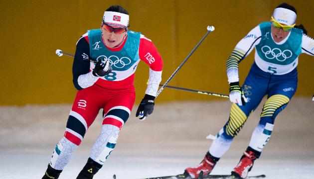 Українські лижниці не пробилися у фінал командного спринту