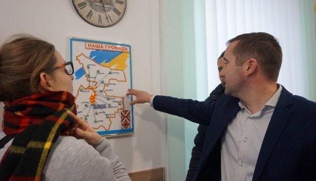 Необъединенные сельсоветы на Волыни переняли опыт успешных ОТГ