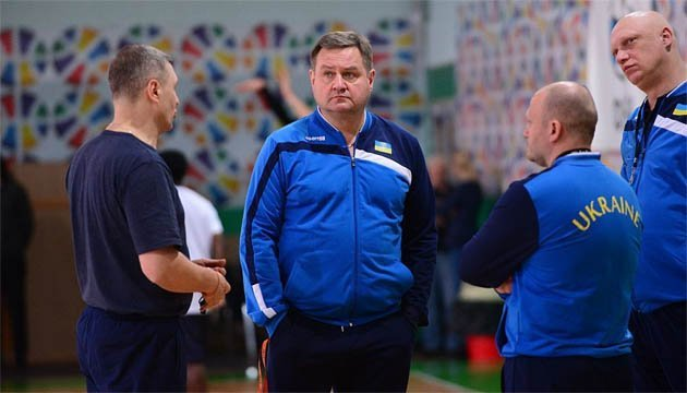 Мурзін: Завдання українських баскетболістів на відбір чемпіонату світу – тільки перемоги