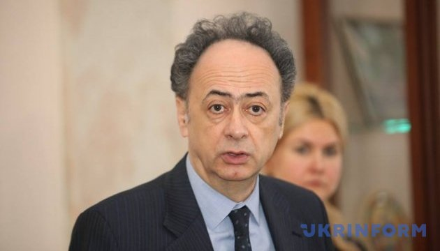 Mingarelli: Future of Ukraine's relations with EU depends on implementation of association agreement