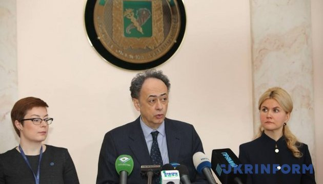 Мингарелли сказал, какие программы на Харьковщине поддержит ЕС