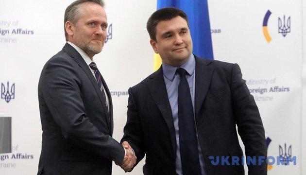 Климкин объяснил, почему Украина не торопится с резолюцией о миротворцах