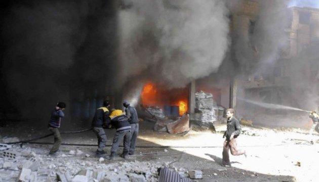 ООН наполягає на негайному припиненні бойових дій у Східній Гуті