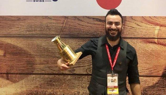 Вперше українець став чемпіоном світу із заварювання кави у джезві