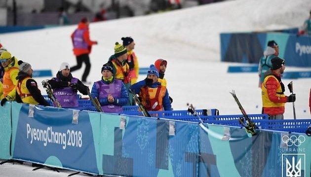 Тренер украинских лыжников: Ребята выступили неплохо